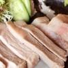 玉城豚 ロース焼き定食