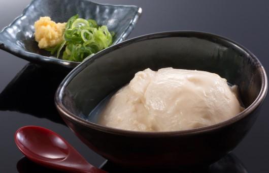自家製豆腐